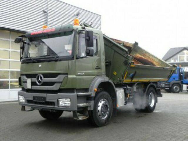 Mercedes-Benz Axor 1833 K 2 Achs Kipper Meiller - 2012