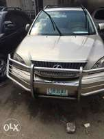 Nigerian used lexus rx 330 for sale
