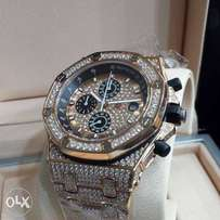 Hublot fully stones/diamond studed