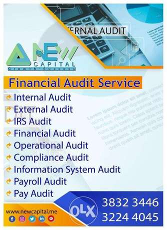Yearly Auditing Service