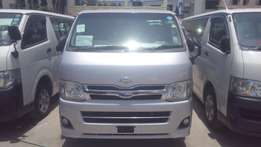 Toyota Hiace Diesel Manual available for sale.