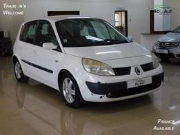 2005 Renault Scenic 1.6 Expression now available at Eco Auto