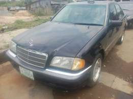 Registered 2002 Mercedes Benz C230 Kompressor