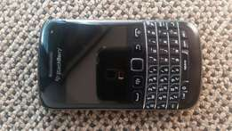 Blackberry Bold 9790 with leather case pouch