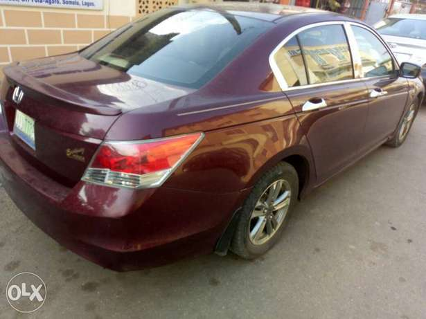 2009 Registered Used Honda Acoord for sale 1.7M Yaba - image 1