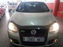Vw Golf 5 2.0, 2006 Model with 98000Km, Leather Interiors