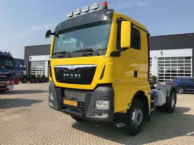 MAN Tgx 18 480 4x2 Kiphydrauliek Intarder Ual Euro 6 - 2013