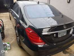 Beautiful Benz S550 Toks 2015 Model