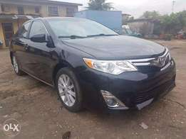 Clean Tokunbo Toyota Camry XLE 2012