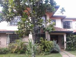 Karen 5 bedroom Maisonette for rental