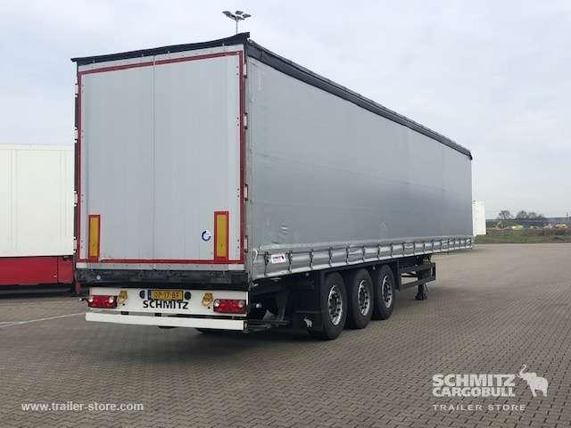 Schmitz Cargobull Schuifzeil Standard - 2016