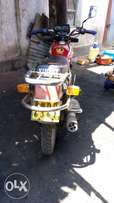 motorbike on Quick sale