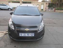Chevrolet spark 1,4 2014 Model,5 Doors factory A/C And C/D Player