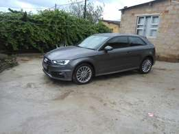 Audi A3 tfsi 2013 DSG with paranomic roof
