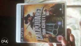 Ps3 cd call of juarez the cartel.