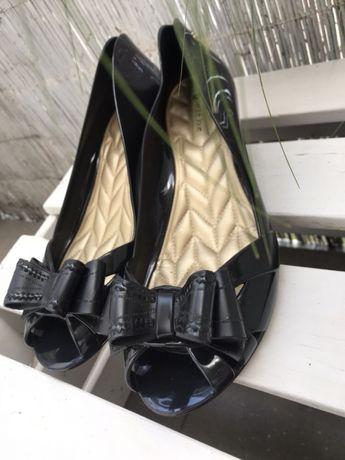 1dee48ac Petit Jolie buty r.40 koturn Mellisa cena sklepowa 500zł Poznań - image 2
