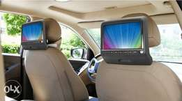 Universal 9'' Backseat lcd screens:For Toyota,landrover,bmw,vw: 24000