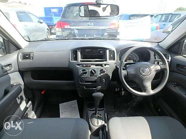 Toyota Succeed UL Year 2010 Model Automatic Transmission 2WD Silver Nairobi West - image 2