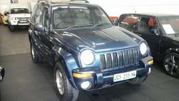 Jeep Cherokee 2.5crdi manual 4x4