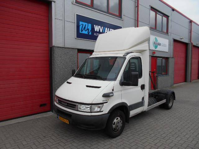 Iveco Daily 40 C 14 345 be trekker 3.0 l - 2006