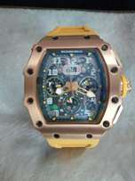 Richard Mille Classic Machine Design