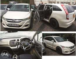 MUST SELL TODAY AT A SPECIAL OFFER 1.06M!!! Honda Stream 1800cc 2010