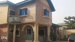 A room self con to let at zone b alogba estate ebutte ikorodu lagos