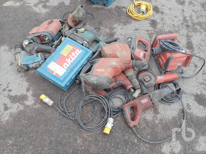 Quantity of Hand Tools (PARTS ONLY)