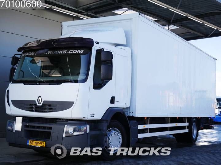 Renault Premium 280 4X2 NL-Truck Curtainside Ladebordwand DXi - 2007