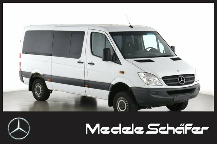 Mercedes-Benz Sprinter 313 CDI 4x4 Kombi Navi Klima 8-Sitzer - 2012