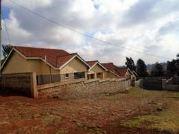 Three bedroom bungalow for sale in Ngong Township