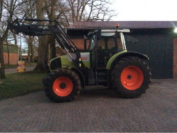 Claas ares 656 - 2004