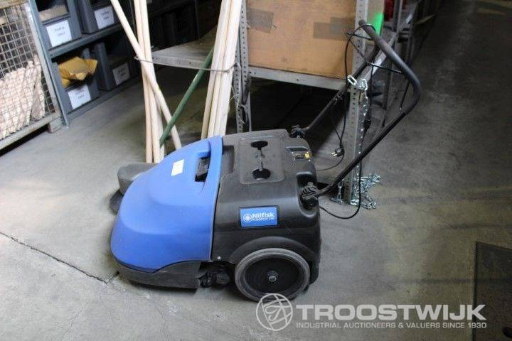 Nilfisk Sweeper Floortec 350