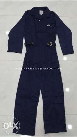 Coverall Work Uniform Pant & Shirt Jeddah - image 5
