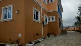 Nelly built 2 And 3 bedroom flat for rent in Mpape
