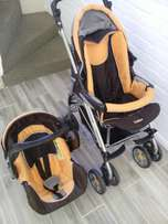 Chelino Transformer with car seat