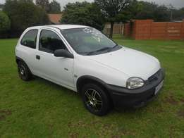 Stock 3236, 2003 Opel Corsa Lite 1.4i, Good condition