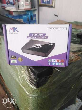 Android box i have all world channels working