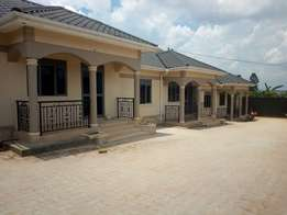 A two bedroom house for rent in kiira