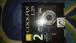 Nikon Coolpix L25 Camera for sale