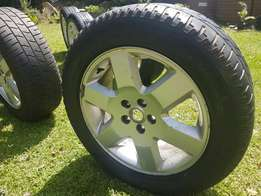 "19"" Land Rover Discovery rims for sale"