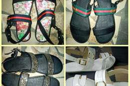 Beautiful Casual Naija Made Pam sandals size 42 for sale