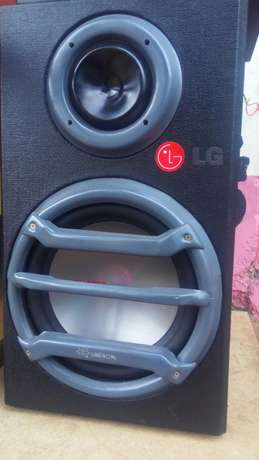 Metal bass woofers for pubs,homes,halls and vehicle Molo - image 1