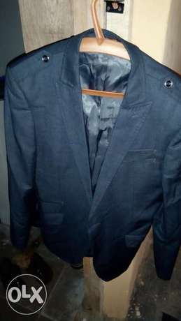 Fitted Grey suit size 48 Ife Central - image 3