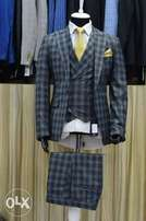 3 piece Daro suit