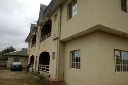 Clean 2bedroom Flat 220k at Isheri lasu road afolabi bus stop.