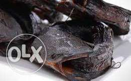 Oven Dried and SMOKED CATFISH For Sale