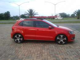 2013 Vw Polo GTI DSG FSI For Sale R210000 Is Available