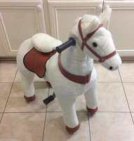 Ride-on Giddy Up Horse/Pony Rides by Giddy Up Rides. Perfect for boys