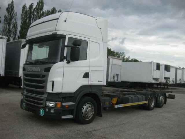 Scania R 440 Jumbo BDF EEV - 2013